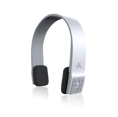 JayBird Sportsband Bluetooth Headphones (Snow White)