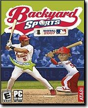 Backyard Baseball 2007 Windows XP