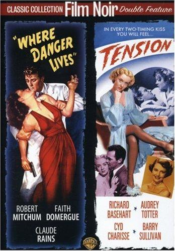 Where Danger Lives / Tension (Film Noir Double