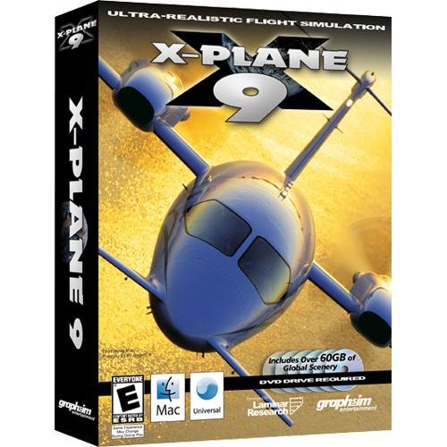X-Plane 9 Mac