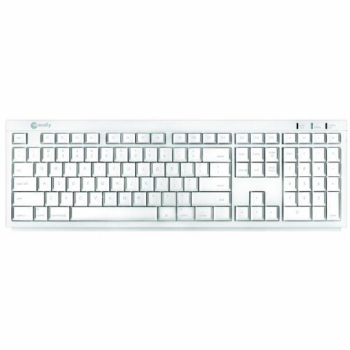 Macally BTKey Wireless Bluetooth Keyboard for Mac OS X