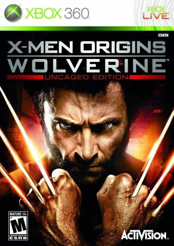 X-Men Origins Wolverine - Uncaged Edition Xbox 360
