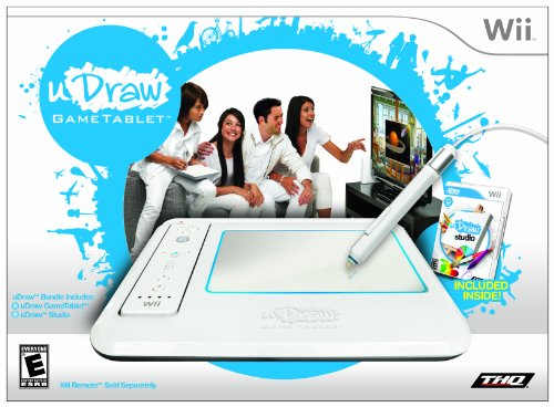 uDraw Studio - Game and Tablet Wii