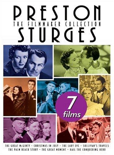 Preston Sturges - The Filmmaker Collection (Sullivan's
