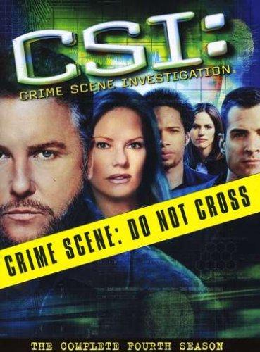 CSI: Crime Scene Investigation - The Complete Fourth