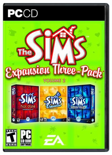 The Sims Triple Expansion Collection, Vol 2: Windows XP