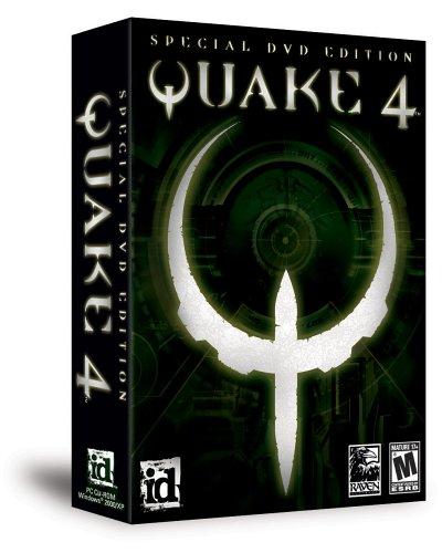 Quake 4: Special DVD Edition Windows XP