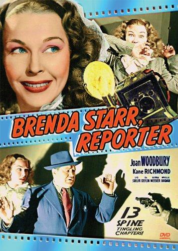 Brenda Starr, Reporter (Serial 1945)