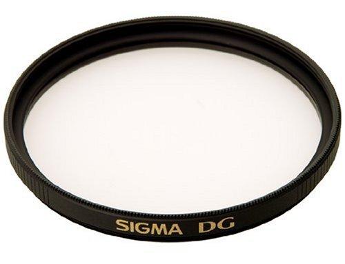 Sigma DG 52mm Multi-Coated UV Filter