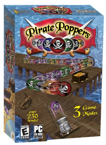Pirate Poppers Windows XP