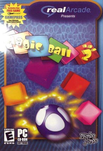 Real Arcade: Magic Ball 2 Windows XP