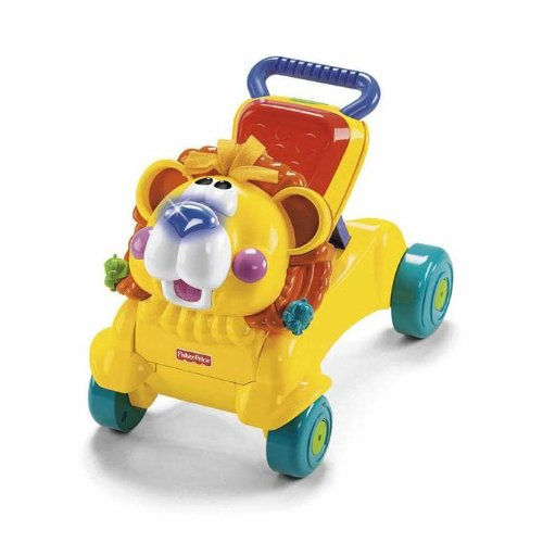 Fisher-Price Stride-To-Ride Lion