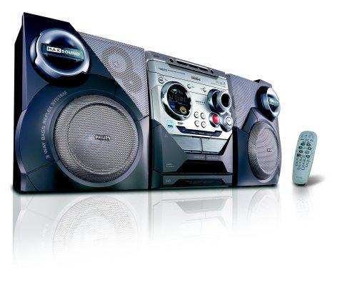 Philips FWM575 360 Watts MP3/WMA Mini Shelf System