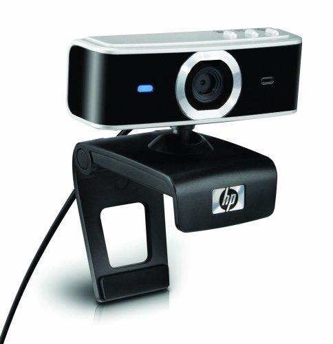 HP KQ245AA Premium Autofocus Webcam Windows XP