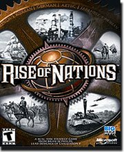 Rise of Nations Windows XP