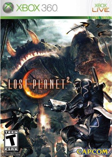 Lost Planet 2 Xbox 360