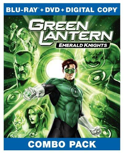 Green Lantern: Emerald Knights (Amazon Exclusive