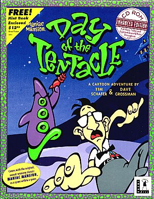 Day of the Tentacle Mac OS 9 and below