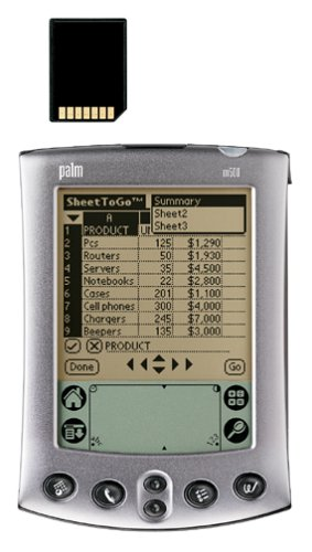 PalmOne m500 Handheld Mac OS 9 and below