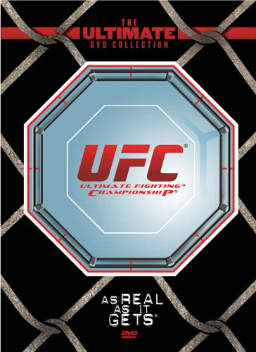 UFC - The Ultimate DVD Collection