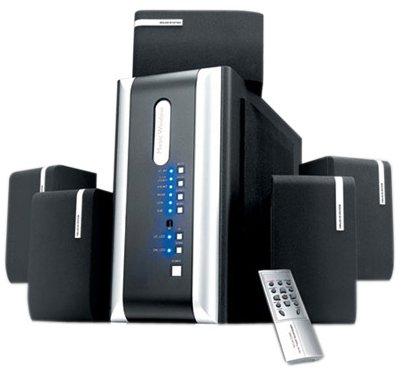 Frisby 5.1 Surround Sound Dolby Digital Speaker System