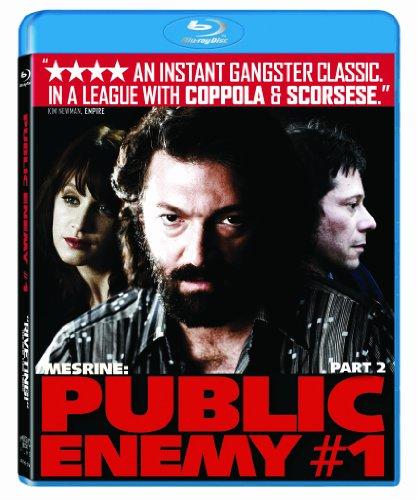 Mesrine: Public Enemy #1 (Part 2) [Blu-ray]