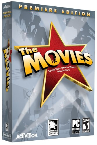 The Movies: Premiere Edition (DVD) Windows XP