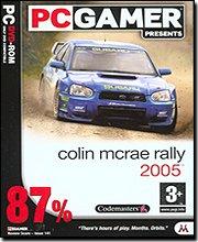 Colin McRae Rally 2005 Windows XP