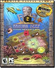 Big Kahuna Reef 2 - Chain Reaction Windows XP