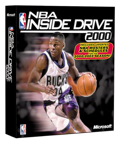 NBA Inside Drive 2000 Windows XP