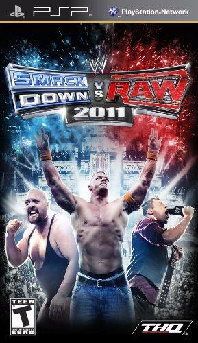 WWE Smackdown vs Raw 2011 Sony PSP