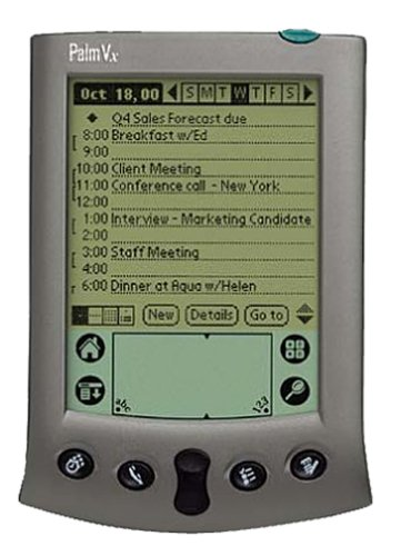 PalmOne Vx Handheld Mac OS 9 and below