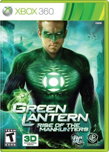 Green Lantern: Rise of the Manhunters Xbox 360