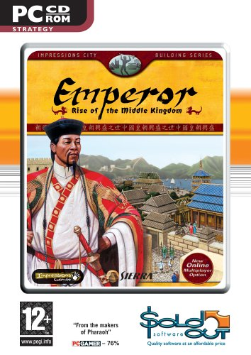 EMPEROR: RISE OF THE MIDDLE KINGDOM Windows XP