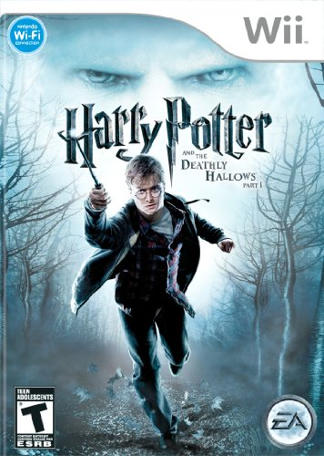 Harry Potter and the Deathly Hallows Part 1 Wii