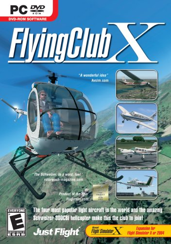 FlyingClub X Expansion for MS Flight Windows XP