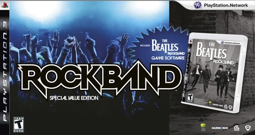 Playstation 3 The Beatles: Rock Band Special Value PS3