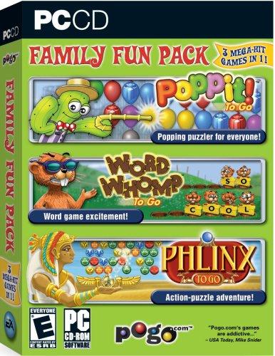 Pogo.com Family Fun Pack: Poppit! To Go / Windows XP