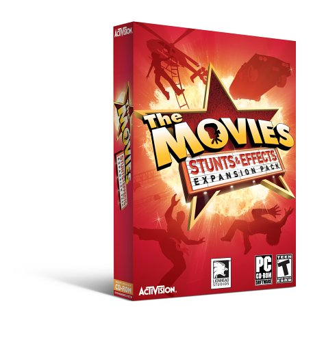 The Movies: Stunts & Effects Expansion Pack Windows XP