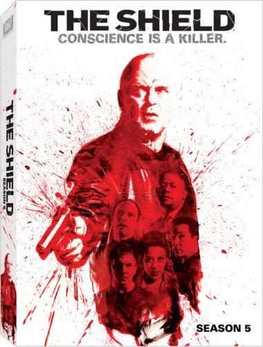 The Shield - Season 5 (4 Disks)