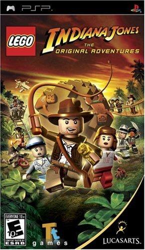 Lego Indiana Jones: The Original Adventures Sony PSP