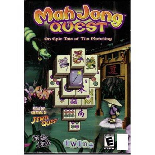 Mahjong Quest: An Epic Tale of Tile Matching Windows XP
