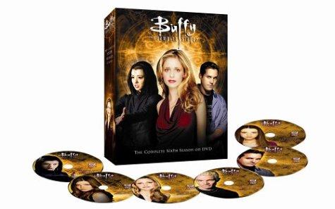 Buffy The Vampire Slayer - The Complete Sixth Season