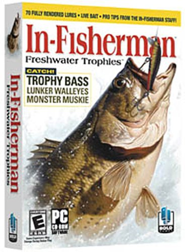 In-Fisherman Freshwater Trophies Windows XP
