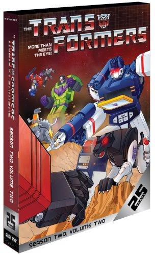 Transformers: Season Two, Volume Two (25th Anniversary