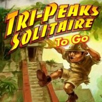 Tri-Peaks Solitaire To Go [Game Download] Windows XP
