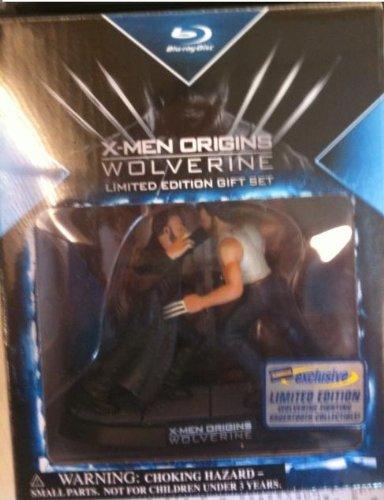 X-men Origins Wolverine Limited Edition Gift Set