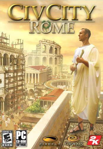 CivCity: Rome Windows XP