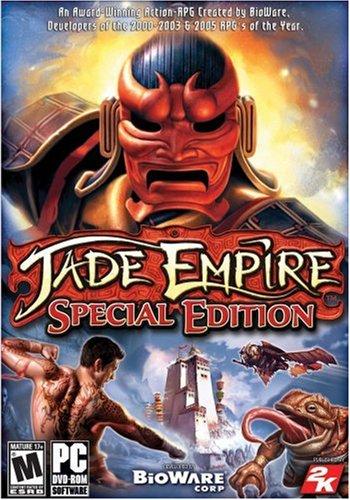 Jade Empire Special Edition (Rhino Demon Windows XP