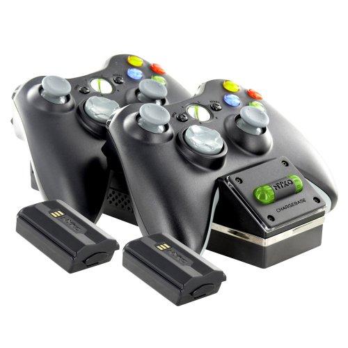 Xbox 360 Charge Base - Black Xbox 360